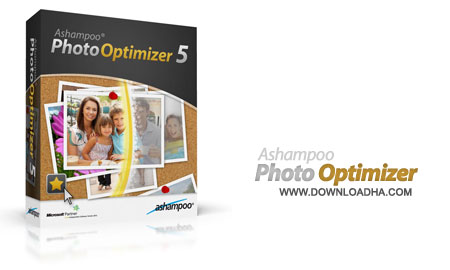 ashampoo photo optimizer بهینه سازی قدرتمند عکس ها Ashampoo Photo Optimizer 5.5.0.5