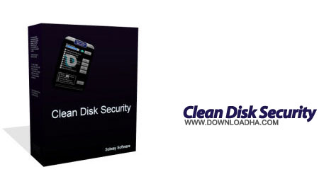 clean disk security