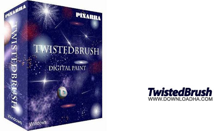 TwistedBrush طراحی و نقاشی حرفه ای TwistedBrush Pro Studio 20.05