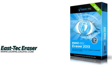 East Tec Eraser حفظ حریم خصوصی East Tec Eraser 2015 12.0.4.100