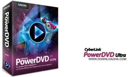 POWERDVD2 قدرتمندترین پلیر مالتی مدیا CyberLink PowerDVD Ultra v13.0.3313.58