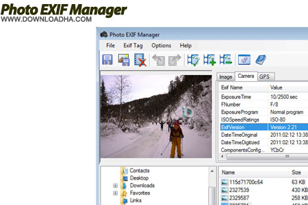 miklsoft photo exif manager