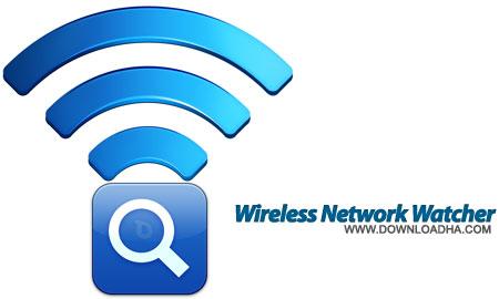 Wireless Network Watcher نمایش دستگاه های متصل به مودم وایرلس Wireless Network Watcher 1.77