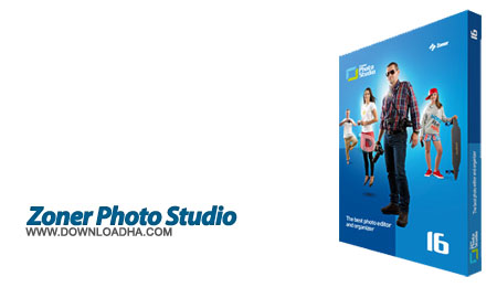 Zoner Photo Studio ویرایش و مدیریت عکس ها Zoner Photo Studio PRO 16 Build 4