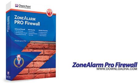 zonealarm pro firwall