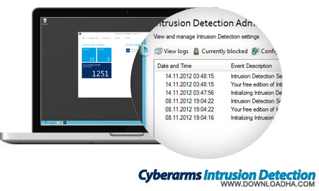 cyberarms intrusion detection