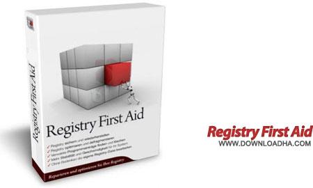 Registry First Aid بهینه سازی و تعمیر رجیستری Registry First Aid 9.2.0 Build 2189