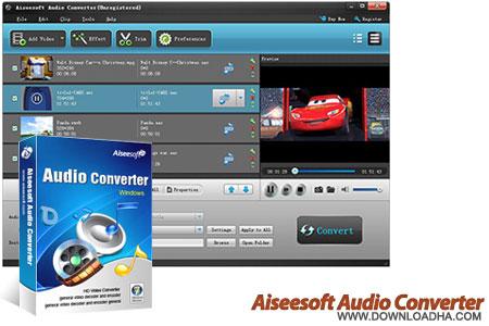 Aiseesoft Audio Converter تبدیل فرمت های صوتی Aiseesoft Audio Converter 6.2.90