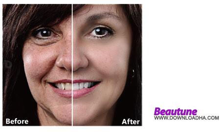 Beautune روتوش و آرایش تصاویر چهره Beautune 1.0.1