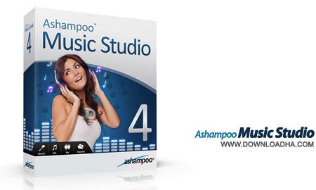 Ashampoo Music Studio ویرایش،مدیریت و رایت فایلهای صوتی Ashampoo Music Studio 4.1.2.5