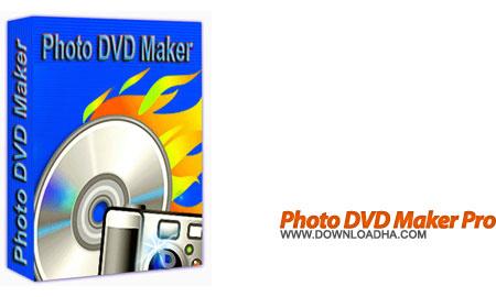 Photo DVD Maker Pro ساخت اسلایدشوهای زیبا Photo DVD Maker Pro 8.53