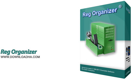Reg Organizer مدیریت و بهینه سازی رجیستری ویندوز Reg Organizer 6.32