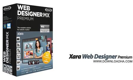 Xara Web Designer Premium طراحی آسان صفحات وب Xara Web Designer Premium 9.2.7.30974