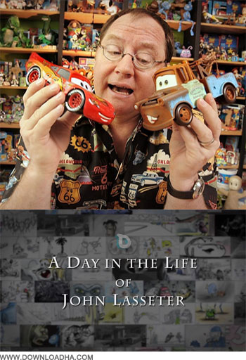 A Day in a Life of John Lasseter دانلود مستند A Day in the Life of John Lasseter