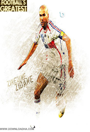 Footballs Greatest Zinedine Zidane دانلود مستند Footballs Greatest   Zinedine Zidane