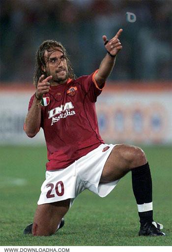دانلود کلیپ بهترین گلهای باتیستوتا Batistuta – Top Goals