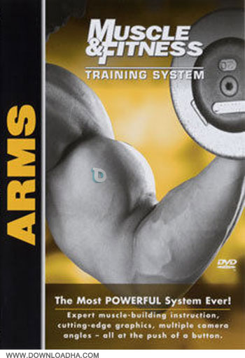 دانلود فیلم آموزش بدنسازی Muscle & Fitness Training System – Arms