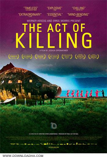 The Act of Killing دانلود مستند اقدام به قتل   The Act of Killing