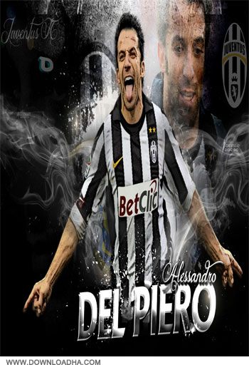 The Alessandro Del Piero Film   1993   2012 دانلود کلیپ دل پیرو The Alessandro Del Piero Film | 1993   2012