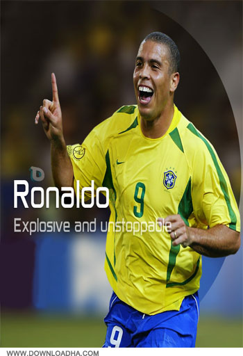 There%27s Only One Ronaldo دانلود کلیپ برترین گل های رونالدو Theres Only One Ronaldo   Best Goals
