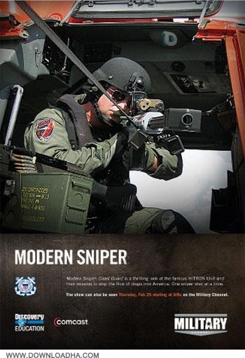 Modern Sniper دانلود مستند تک تیرانداز مدرن Modern Sniper