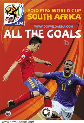 دانلود تمامی گل های زده شده در جام جهانی ۲۰۱۰ – All Goals World Cup 2010