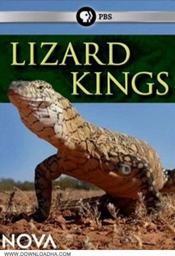 Lizard Kings دانلود مستند پادشاه های بزمجه Lizard Kings