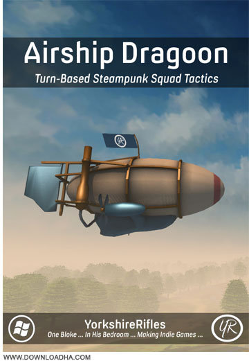 Airship Dragoon PC دانلود بازی کم حجم Airship Dragoon v1.4.8