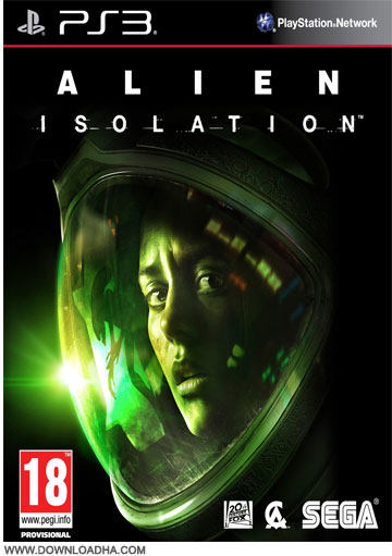 Alien Isolation PS3 دانلود بازی Alien: Isolation برای PS3