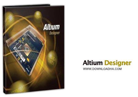 Altium Designer طراحی مدارهای الکترونیک با Altium Designer v14.3.11 Build 33708