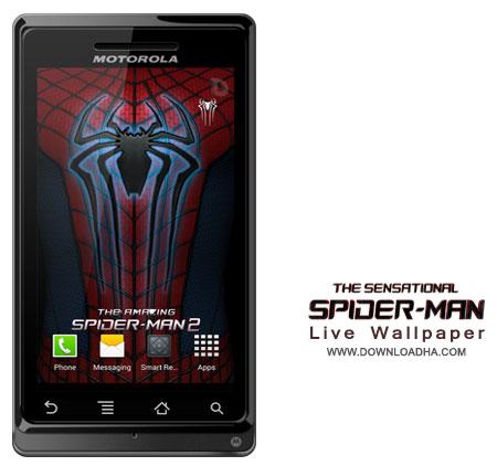 Amazing Spider Man 2 Live WP لایو والپیپر مرد عنکبوتی شگفت انگیز Amazing Spider Man 2 Live WP 2.1