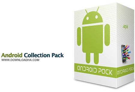 دانلود پک چهارم برنامه ها، بازی ها و تم های جدید آندروید Android Collection Pack