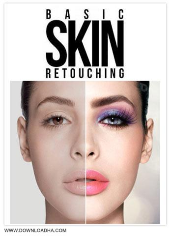 آموزش روتوش چهره با فتوشاپ Photoshop: Beauty Retouching