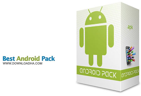Best Paid Android Pack پک دهم برنامه ها، بازی ها و تم های جدید آندروید Best Android Pack 2014