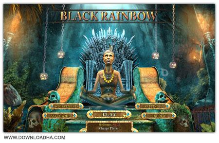 دانلود بازی فکری رنگین کمان سیاه Black Rainbow
