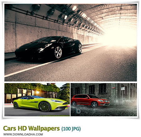 Cars HD Wallpapers 2014 مجموعه 100 والپیپر HD با موضوع خودرو Cars HD Wallpapers