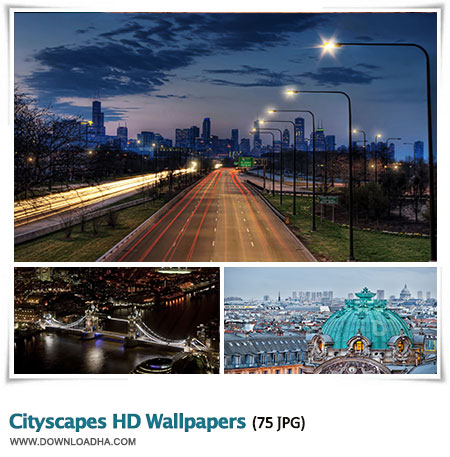 Cityscapes HD Wallpapers مجموعه 75 والپیپر از شهرهای جهان Cityscapes HD Wallpapers