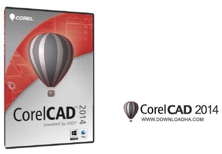 CorelCAD 2014.5 طراحی دوبعدی و سه بعدی صنعتی با CorelCAD 2014.5 build 14.4.28 x64