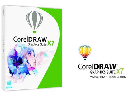 CorelDRAW Graphics Suite X7 حرفه ای ترین ابزار طراحی با نام CorelDRAW Graphics Suite X7 v17.1.0.572 x86/x64