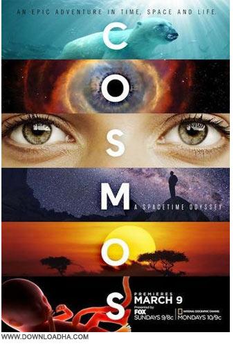 Cosmos دانلود مستند سریالی Cosmos: A Space Time Odyssey 2014
