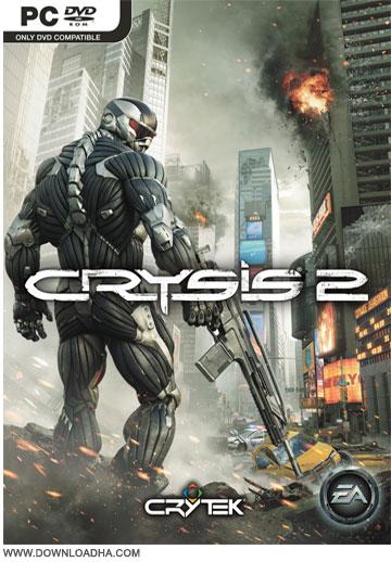دانلود بازی کرایسیس ۲  دوبله فارسی  – Crysis 2