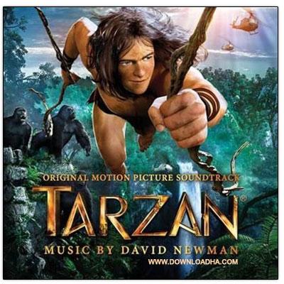 David Newman   Tarzan دانلود موسیقی های متن انیمیشن تارزان David Newman   Tarzan 2014
