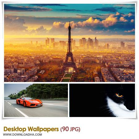 Desktop Wallpapers 11 دانلود مجموعه 90 عکس HD برای دسکتاپ Desktop Wallpapers
