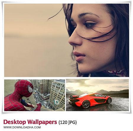 Desktop Wallpapers P6 مجموعه 120 والپیپر دیدنی برای دسکتاپ Desktop Wallpapers