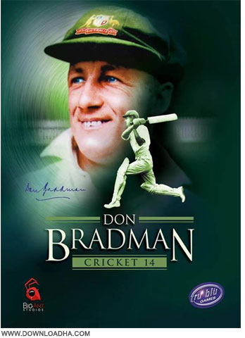 Don Bradman Cricket 14 دانلود بازی Don Bradman Cricket 14 برای PC