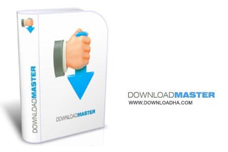 Download Master مدیریت کامل و حرفه ای دانلود توسط Download Master 5.20.3.1401