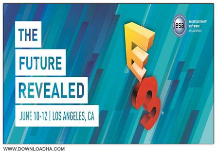 دانلود جشنواره بازی های کامپیوتری ۲۰۱۴ با عنوان E3 2014