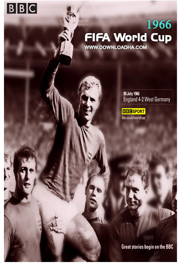 FIFA World Cup 1966 دانلود مستند جام جهانی BBC   FIFA World Cup 1966