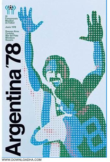 FIFA World Cup 1978 دانلود مستند جام جهانی 1978 آرژانتین BBC   FIFA World Cup 1978 2014