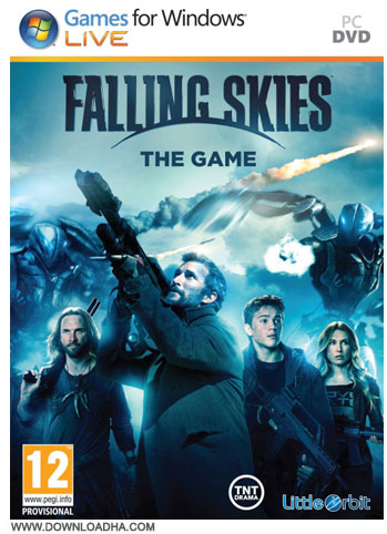 Falling Skies The Game دانلود بازی Falling Skies The Game برای PC